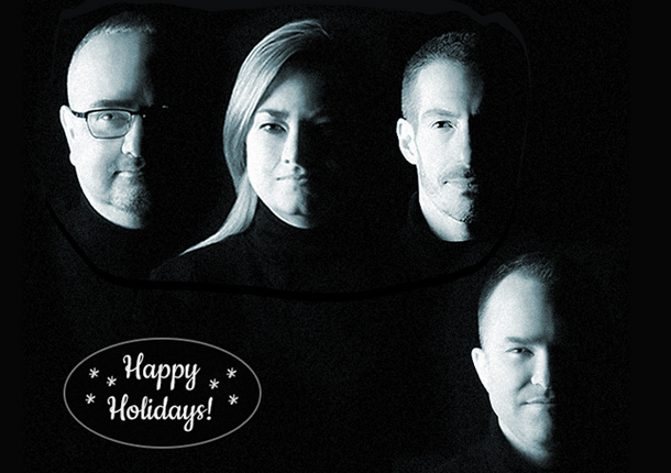 2017 Holiday Card